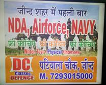 NDA coaching in jind