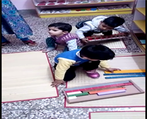 Activity name :- Counting numbers