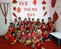 Celebrated Red Theme Day
