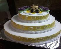 THREE LAY CAKE