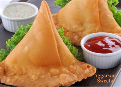 Samosa Party in Jind
