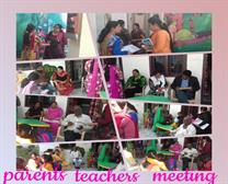 Parents teachers meeting