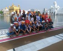 golden temple school tour