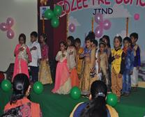KIDZEE LI'L CHAMPS ON STAGE