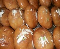 Dry Fruit Kachori