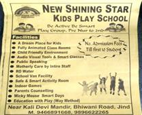 new shining star kids play school