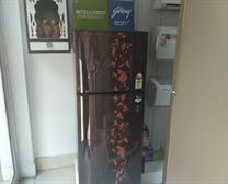 Godrej double door