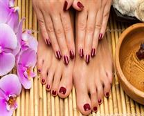 Mani Pedi & Body Spa
