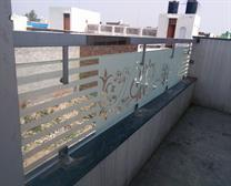 Outer Glass Railing