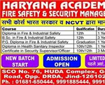 Fire Safety Academy in Haryana