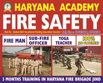 FIRE MAN COURSES