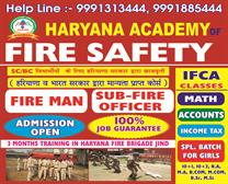 FIRE MAN COURSE