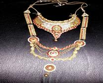 artificial jewellry for bridal
