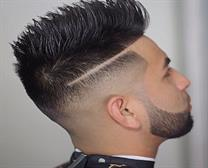 GENTS HAIR CUTTING