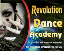 revolution dance academy