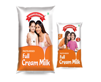 madhusudan full Cream milk