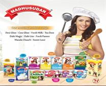 madhusudan All Dairy product
