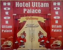 HOTEL UTTAM PALACE WELCOME