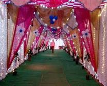 MAHADEV BIRTHDAY PARTY DECORATION