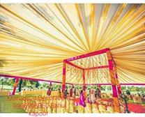 mahadev Marriage decoration
