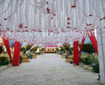 GALLERY DECORATION BY SANGAM TENT