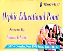 ORPHIC EDUCATION POINT