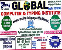 GLAXY GLOBAL COMPUTER AND TYPING