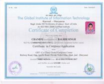 DIPLOMA FROM GOVT APPURED