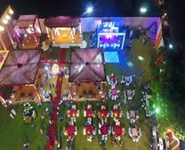 drone shoot night function