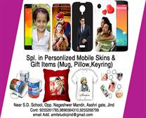 MOBILE PHOTO SKIN AND LAMINATION