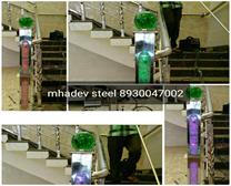 RAILING LIGHT PILLER