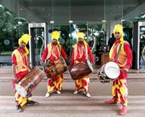 BHANGRA DHOL PARTY