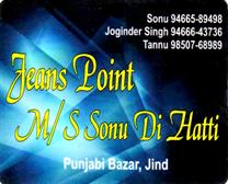 jeans point