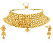 Gold_Plating Neckless