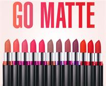 LIpSticks_Mat Colors