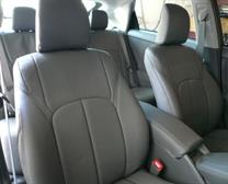 LEATHER CAR SEATCOVER
