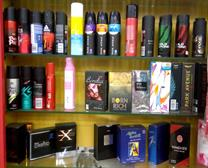 deo and perfumes