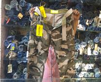 ARMY CARGO PANTS IN JIND