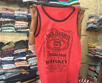 SANDOW T SHIRT IN JIND