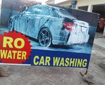 Car washing point in assandh.