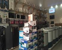 A complete electronics showroom in