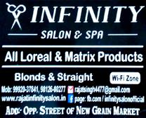 infinity salon and spa
