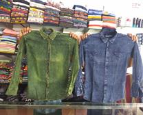 DENIM SHIRTS IN UACHANA