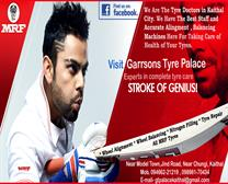 TYRES SALES AND SERVICES IN KAITHAL