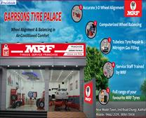 MRF TYRES FRANCHISE IN KAITHAL