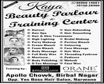 Kaya Beauty Parlour