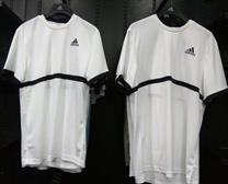 ADIDAS WHITE T- SHIRTS IN JIND