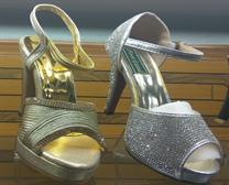 HIGH HEEL SANDALS IN JIND
