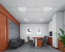 Office Fitting of PVC