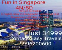 Best Singapore Travel in Kaithal